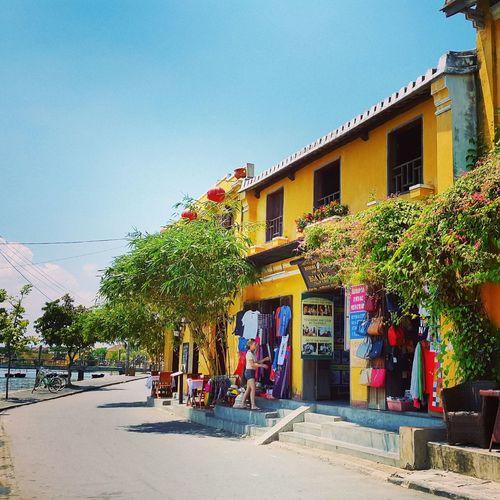 Enjoy Life Hoian  Hoian, Vietnam Vietnam Traveling Nice View Street Photography Nice