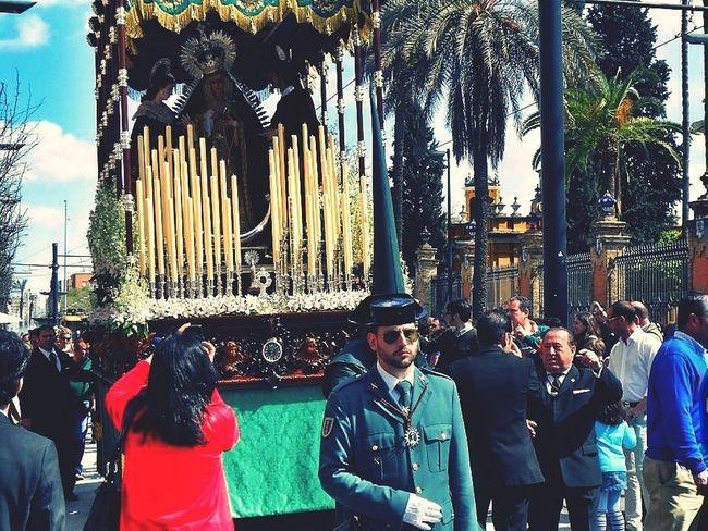 Streetphotography SPAIN Semana Santa Sevilla 2013