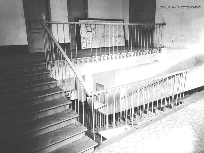 Stairways Chauvanliemhighschool Silent Moment Indochine