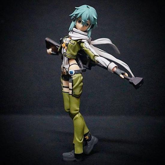 Sinon Sao Saoggo SwordArtOnline Swordartonline2 Xperia_knight