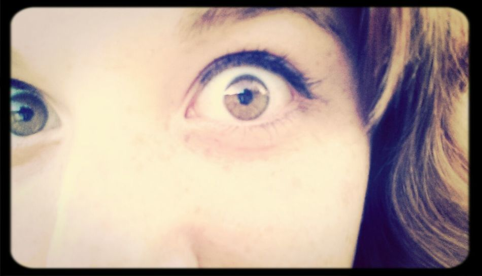 My best friend's eye. Hannah Eyes Eyes Are The Windows To The Soul