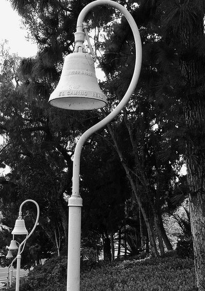 El Camino Real Bell Lights California Mission San Diego Perspectives Curves Walking Around EyeEm Blackandwhite Black And White Black & White
