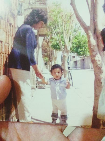 Remembering... when I was innocent xD That's Me Photography Old Pic  Childhood