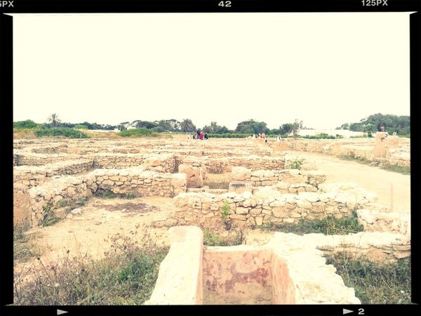 Kerkouane Carthagene A7kili Eyeemtunisia #tunisie