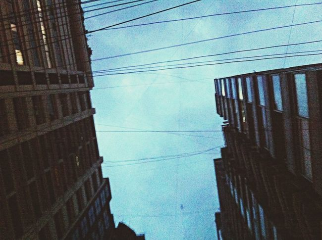 BeforeRain Dhaka Sky Stree Photography