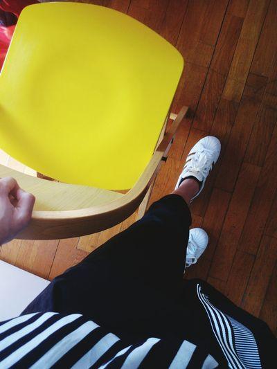 Oggivacosì Oggi Si Lavora Giallo Yellow Blackandwhite Il Nero C'è Sempre La Mia Scrivania Troppo Caldo Voglia Di Mare,di Estate, Di Amici E Vacanze❤ Treviso