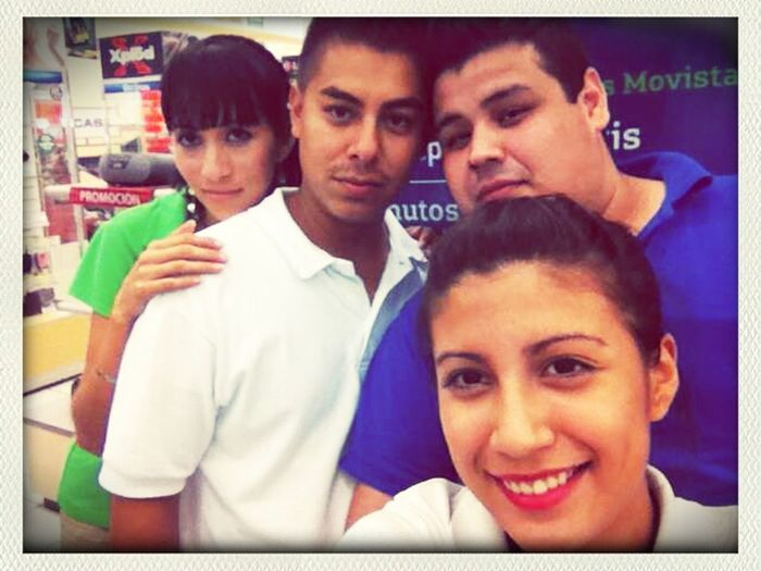 con ellos un dia de trabajo normal :) Bestfriend Relaxing