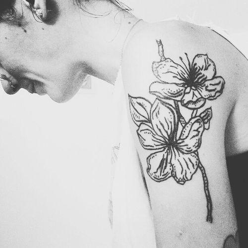 CnslsnchzNslvtrr★ Tattoo. Flor Flores Flower Flowers