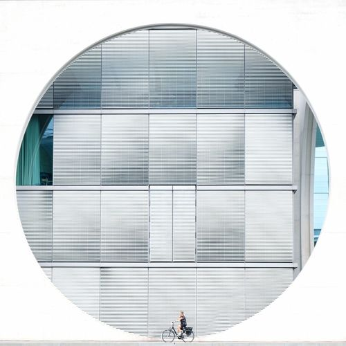 The Architect - 2017 EyeEm Awards // That Circle Again in Berlin // Travel Geometric Shape Arch Modern Urban Urban Geometry Urban Exploration Urbanphotography The Architect - 2017 EyeEm Awards