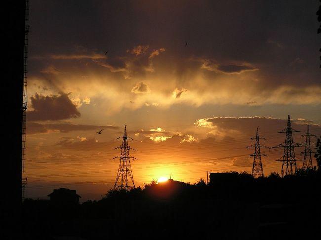 Wonderful Sunset 🌇