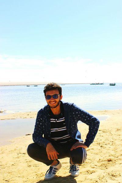 Me Lake Sand Beach That's Me