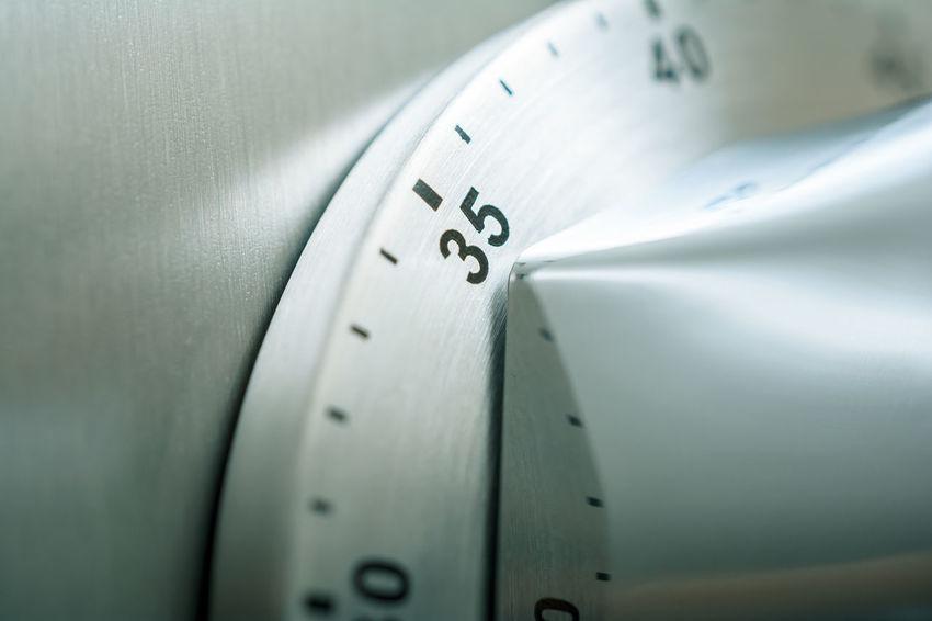 35 Countdown Fridge Reflection Alarm Aluminium Analog Chrome Clock Close-up Counting Important Kitchen Timer Kitchen Utensil Macro Metal Minutes Monochrome No People Number Refridgerator Steel Thirty-five Time Timer