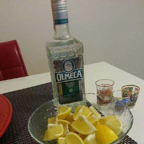 bittik bu gece:)))) Tequila Klupraki RAKI