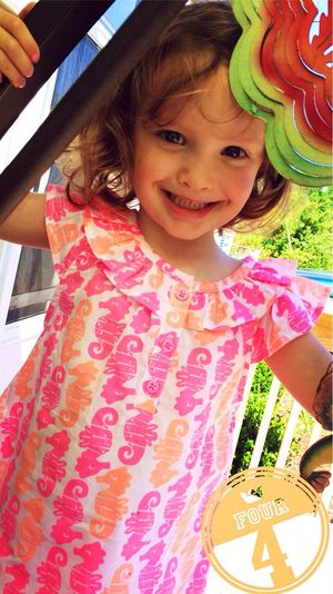 They Were Young Once Upon A Time Big Sister they say she looks like her daddy