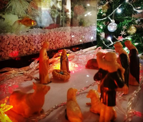 Pesebre Nacimiento Navidad
