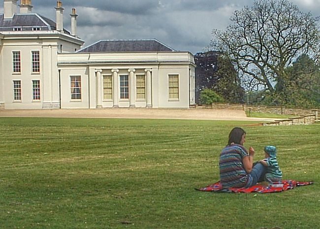 Hylands Hylands House Hylands Park Picnic Picnic Time ♡ At The Park Chelmsford Mummy And Baby Picnic Blanket Peaceful View Peaceful Place