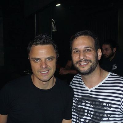 After a long day and night I got to get a picture with the Unicornslayer himself, MarkusSchulz after his Veld2015 4.5 hour After Party Set at @uniunnightclub