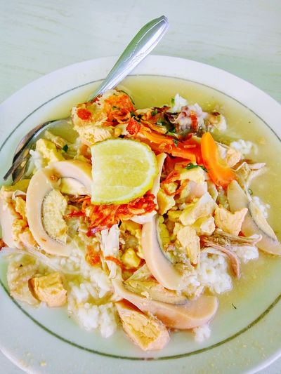 Foodphotography Culinaryart Sotobanjar Bangamat Banjarmasin Riverside Photography Kalimantan Barat