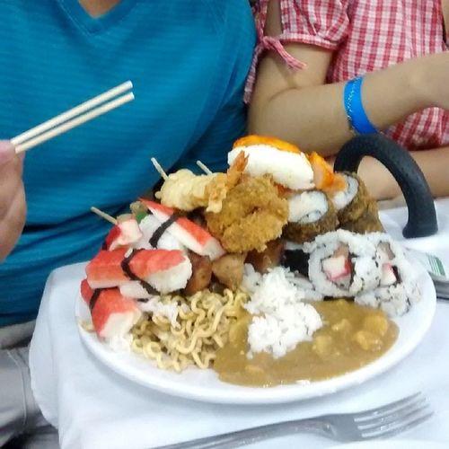 Resumo do festival do sushi. Hauhauhauah Ostentação