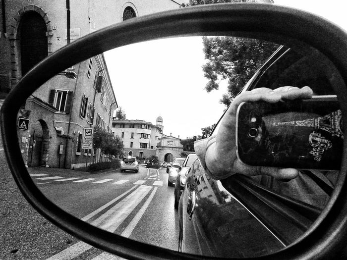 Self Portrait Around The World Selfportrait Samsung Mirror Mirrorselfie Car