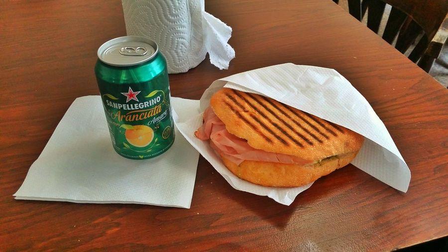 *Advertisment* BEST Sandwiches IN TOWN! - Paninoteca Il Pentagramma, josefstrasse, Zürich