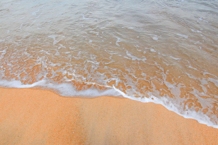 Thailand Beach Beauty In Nature Land Motion Nature Outdoors Sand Scenics - Nature Sea Water Wave