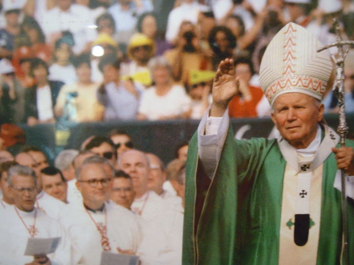 Pope John Paul II A Servant Of God Power Of Prayer Power Of The Holy Spirit Sacred Tell The World Of His Love Your Holiness