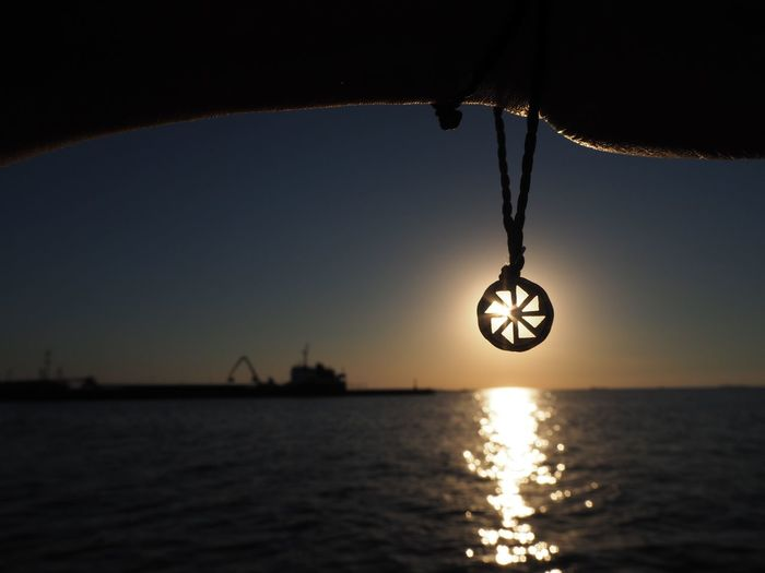Sea Azovsea Sun Autumn Dreaming Amulet Not For Sale Sky