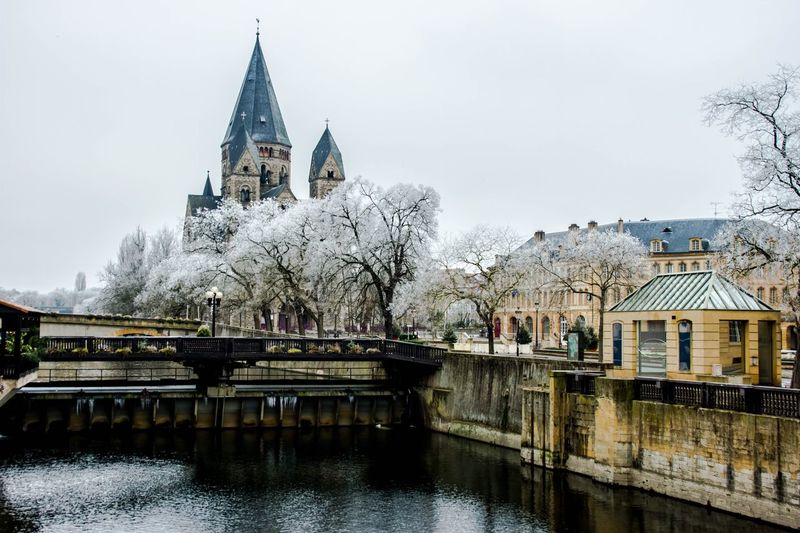 Metz, France Metz France 🇫🇷 The City Light