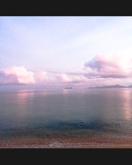 Koh Samui Thailand Discoverthailand Sunrise Thaisunrise