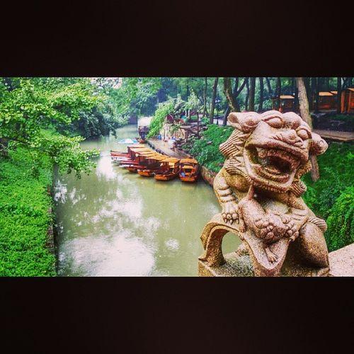 苏州 虎丘 中国 Mychinagram beautiful love travel china