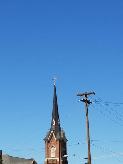 Double Cross Walla Walla Church