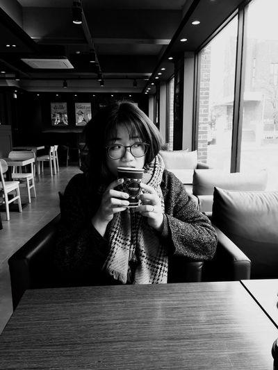 韓国 월미도 仁川 たのしい おいしい 冬