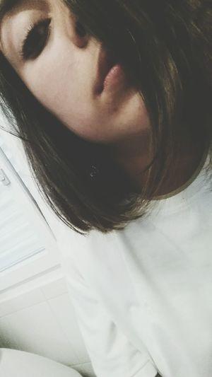 Hair Short Girl White Black