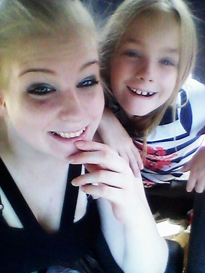 Me and my babygirl 😘😘😍ilove my little sister she is my everything my heart my world❤❤❤❤💋💋💋💋 Beautiful ♥ SisterLovee ♥ FamilyOverEverything<3