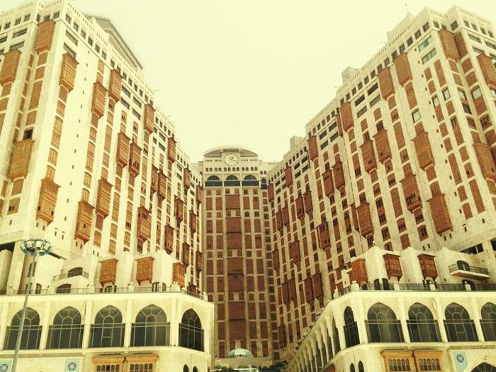 Soon this will be gone Makkah Al Mukaramah Hilton Hotel Hilton Makkah