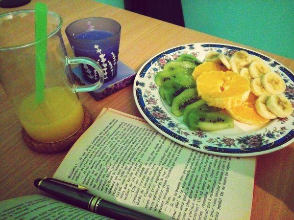 Bonne Appétit :) Eat More Fruit Reading Bonne Soiree A Tous 💜👍