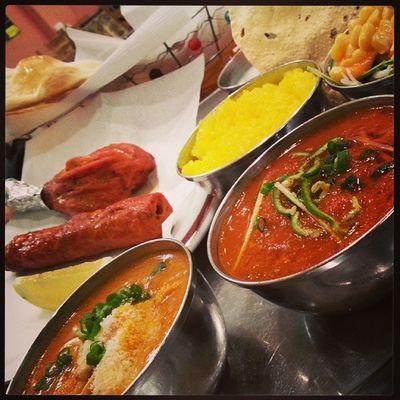 インドカレー^^ カレー部 Curry Instafood