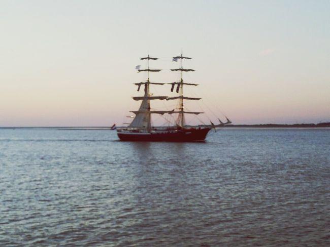 Segelschiff Bremerhaven Hafenfotografie Hafen Weser