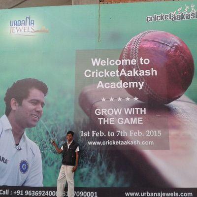 Thank you @cricketaakash sir. Cricket Cricketaakashacademy Jaipur UrbanaJewels