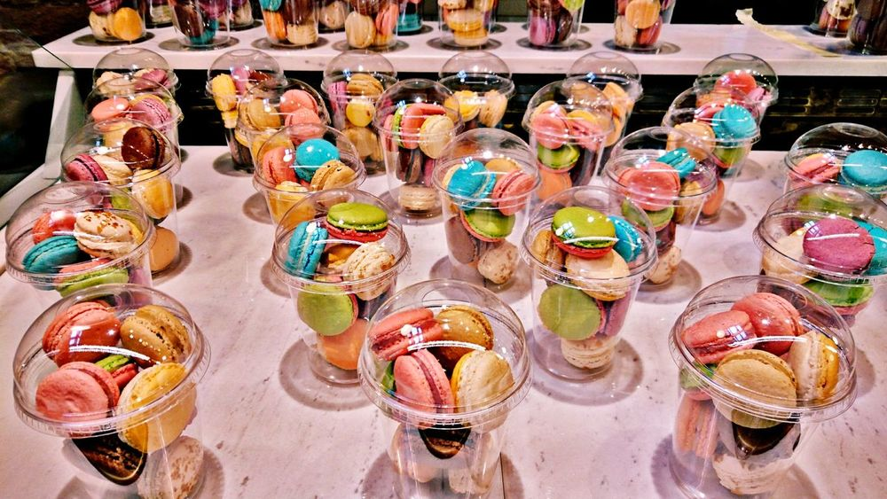 macaroooonsLarge Group Of Objects Cozy Colourful Food Macaroni Macaroons Mix Yourself A Good Time