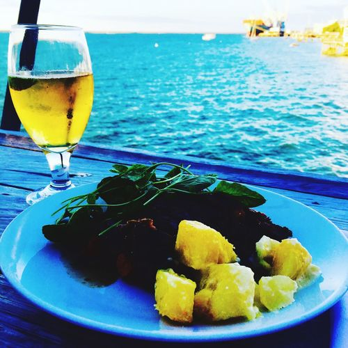 Dinner Dinnerwithaview Nelson New Zealand Beach Ocean Summer Home Takemeback