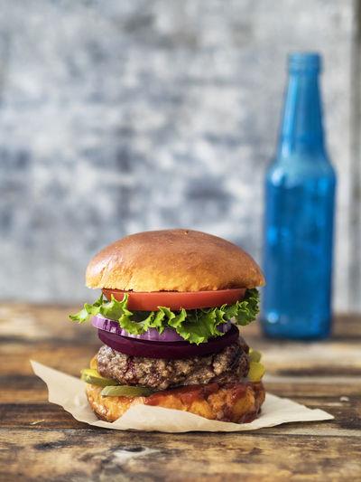 Burger and