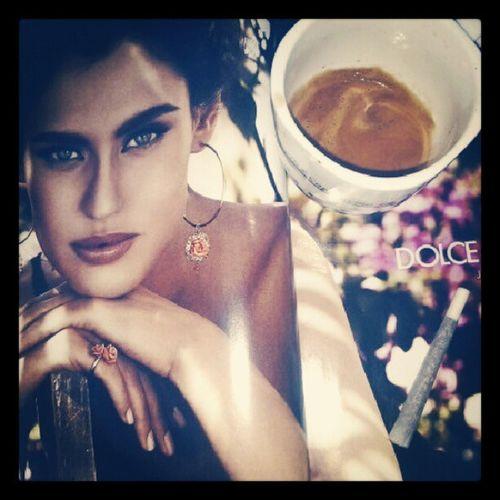 Goodmorning Dolcé Gabbana @stefanofontana Sicily fashion.g.m. pieropandolfino d&g