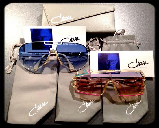 Rockin Cazal's Cazal Vintage Sunglasses Vintage