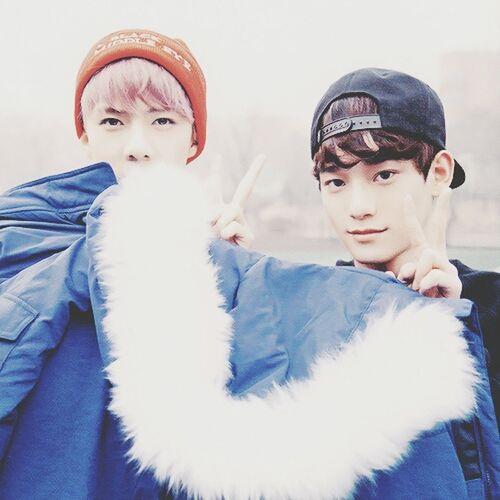EXO Sehun Kpop Chen