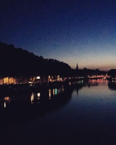 Hello World Morning Sunrise Riversaone Lyon 5am Cities At Night