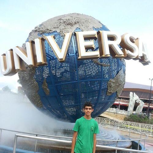 Last Summer Universal Studios Orlando