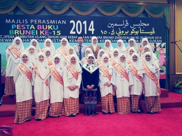 Bicara Berirama for Pesta Buku Brunei 'Buku Wahana Ilmu'