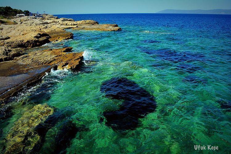 Egesea Nikon D5200 Myobjective Sea Nature Scenics Blue